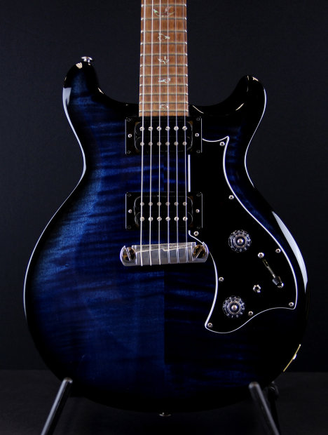 paul reed smith prs mira maple top whale blue w birds with case reverb. Black Bedroom Furniture Sets. Home Design Ideas