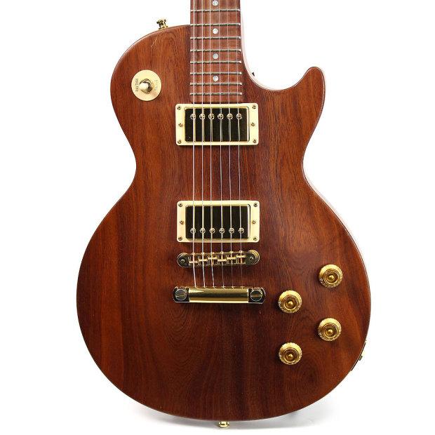 2000 gibson smart wood electric guitar natural finish reverb. Black Bedroom Furniture Sets. Home Design Ideas