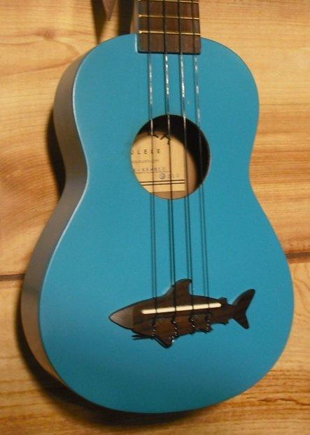 Kala makala series mk ss soprano ukulele mako blue reverb for Porte ukulele