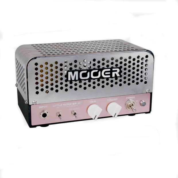 mooer audio little monster ac 5w boutique hand made tube guitar amp mini head free shipping reverb. Black Bedroom Furniture Sets. Home Design Ideas