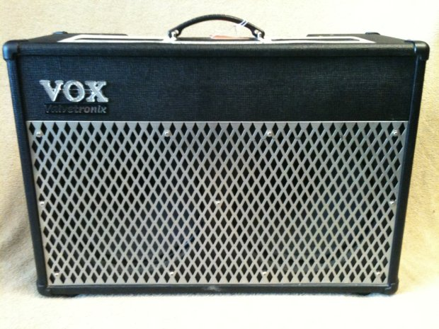 vox valvetronix ad50vt 212 50w 2x12 guitar modeling amp combo reverb. Black Bedroom Furniture Sets. Home Design Ideas