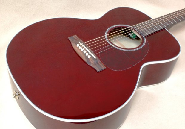 takamine 430s wr acoustic electric guitar in wine red reverb. Black Bedroom Furniture Sets. Home Design Ideas