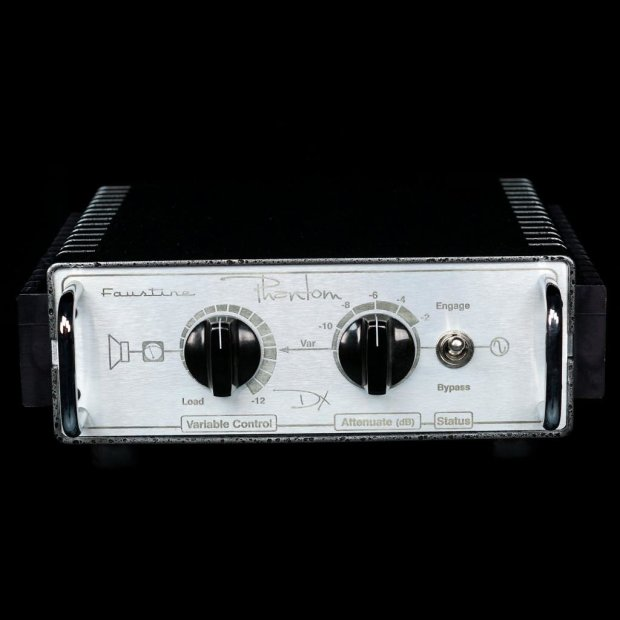faustine phantom power attenuator holy grail of attenuators rare and discontinued reverb. Black Bedroom Furniture Sets. Home Design Ideas