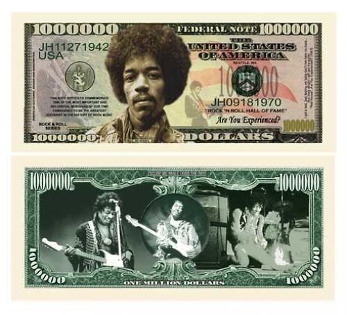 1000000 Bill Ji... $1000000 Bill