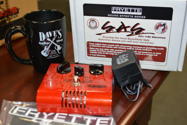 Fryette sas pedal/ marshall dsl sound samples | the gear page.