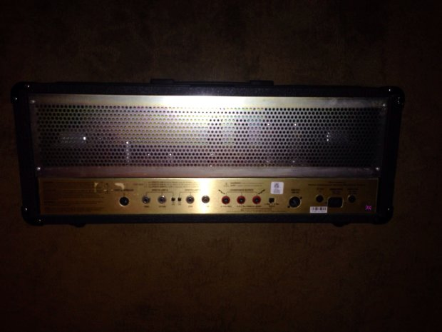 Marshall Tsl 100 Triple Super Lead Jcm 2000 Head Tube Amp