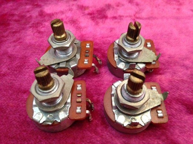 gibson potentiometer dating Dating vintage gibson guitars  we have vintage guitars dating back to the 1920s,  but deciphering the potentiometer codes can yield valuable information.