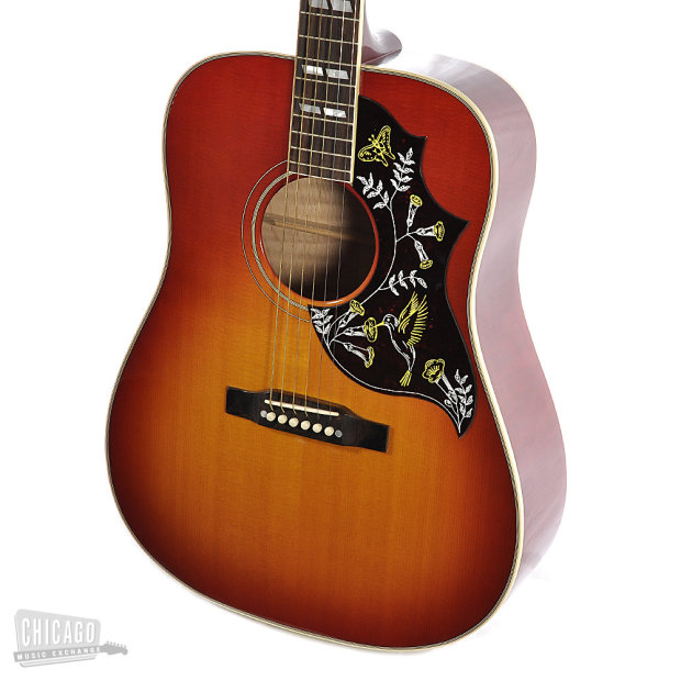 gibson 1963 hummingbird w ohsc 39 94 nos centennial acoustic collection price reduced reverb. Black Bedroom Furniture Sets. Home Design Ideas
