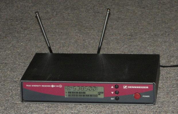 Sennheiser Wireless Receiver : sennheiser ew100 g2 wireless receiver a band 518 554 mhz reverb ~ Hamham.info Haus und Dekorationen