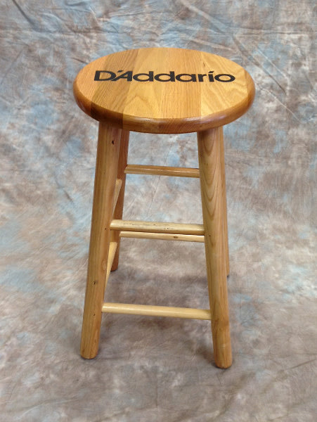 D Addario 24 Quot Guitar Player S Stool Reverb