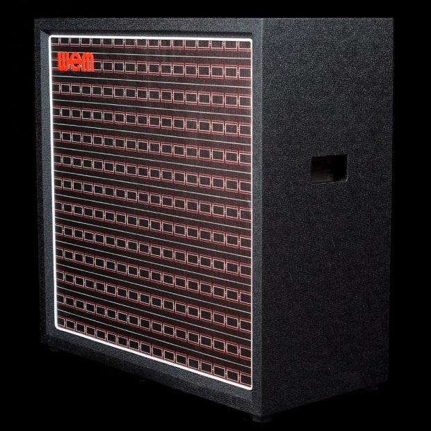 Hiwatt Wem 4x12 Closed Back Cabinet With Fane Speaker Reverb
