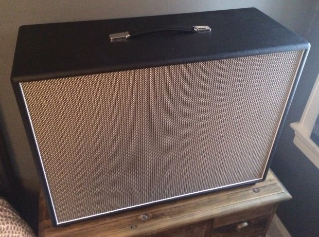 Mojotone Select 2x12 Cabinet S Amp P Grill Unloaded Reverb