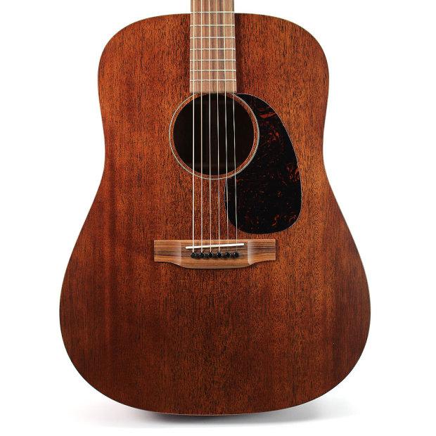 martin d15m mahogany dreadnought acoustic guitar reverb. Black Bedroom Furniture Sets. Home Design Ideas