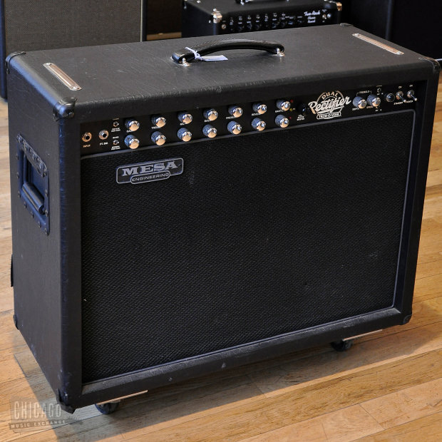 mesa boogie tremoverb 100w dual rectifier used reverb. Black Bedroom Furniture Sets. Home Design Ideas
