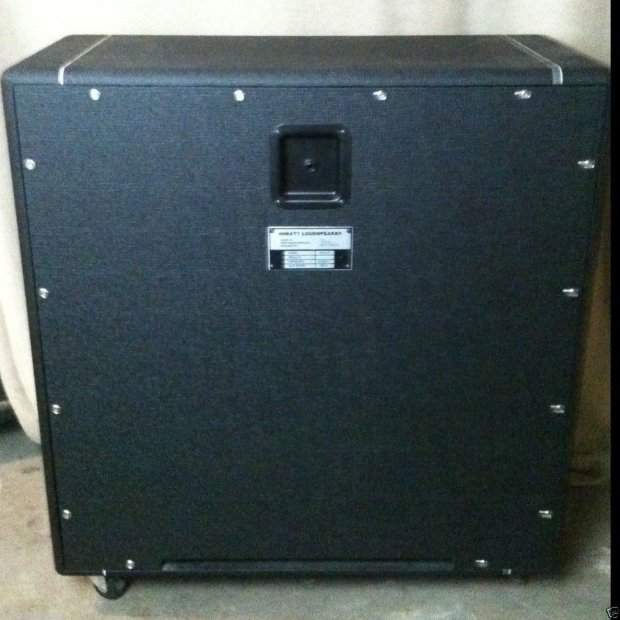 Hiwatt Se4123 4x12 Electric Guitar Speaker Cabinet Reverb