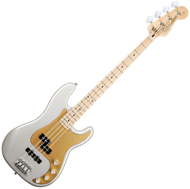 Fender Deluxe Active P Bass 174 Special Blizzard Pearl