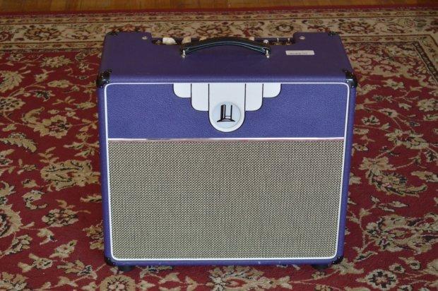 top hat super deluxe mk 2 purple tolex el 34 amp reverb. Black Bedroom Furniture Sets. Home Design Ideas