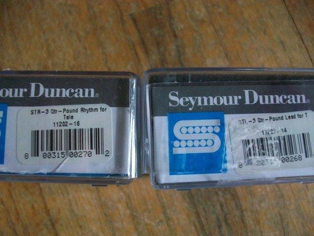 Seymour Duncan Quarter Pounder Tele Wiring Diagram : Seymour duncan quarter pound telecaster pickup set stl