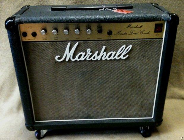 marshall master lead 5010 1x12 30 watt guitar amp combo reverb. Black Bedroom Furniture Sets. Home Design Ideas