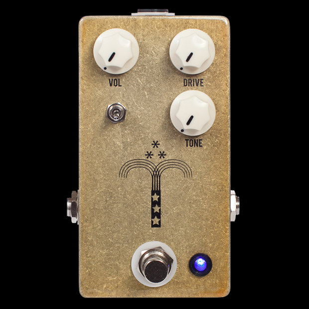 JHS Pedals Morning Glory Overdrive Effects Pedal | Reverb