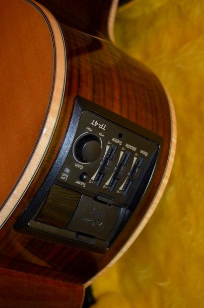 takamine g series eg463sc natural acoustic guitar with pickup reverb. Black Bedroom Furniture Sets. Home Design Ideas