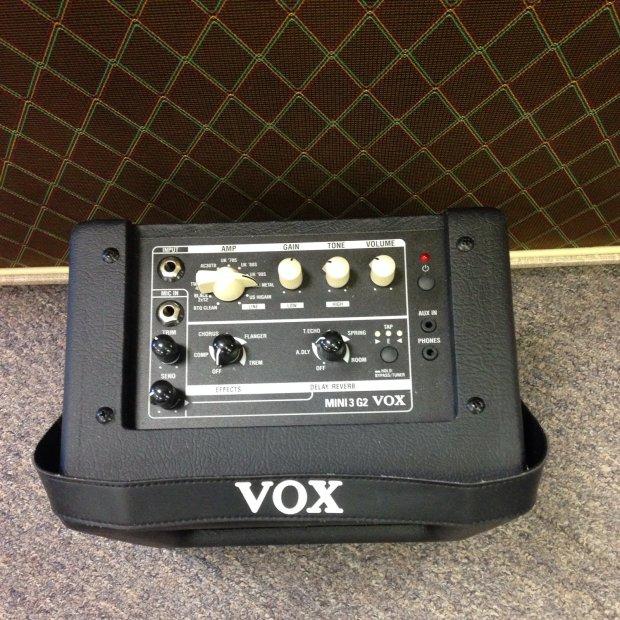vox mini 3 g2 3w battery powered guitar amp reverb. Black Bedroom Furniture Sets. Home Design Ideas