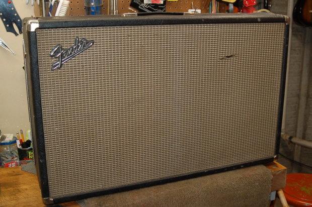Fender Bandmaster 1964 Blackface Speaker Cab Jensen