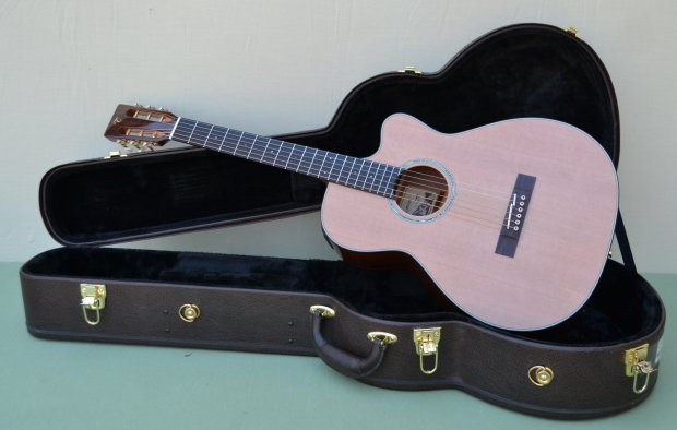 takamine tf740fs om fingerstyle acoustic electric 12 fret guitar w premium ohsc made in japan. Black Bedroom Furniture Sets. Home Design Ideas