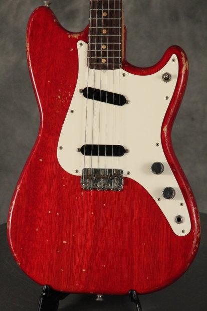 1963 Fender Mustang Guitar