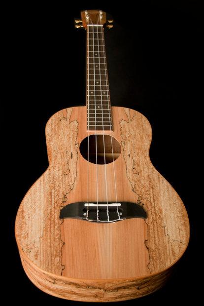 oscar schmidt ou58 baritone ukulele spalted maple reverb. Black Bedroom Furniture Sets. Home Design Ideas