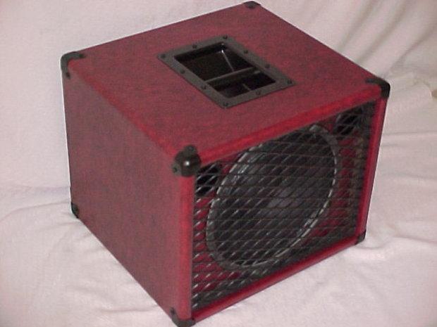 earcandy sovereign 1x12 bass guitar amp speaker extension cab cabinet 500 watt 8 ohm light. Black Bedroom Furniture Sets. Home Design Ideas