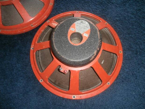 vintage 1960 39 s jbl d140f 15 8 ohm fender guitar or bass amp orange speakers reverb. Black Bedroom Furniture Sets. Home Design Ideas