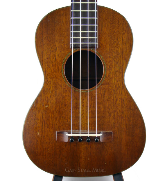 martin ukulele used vintage tenor mahogany 1940 39 s 1950 39 s reverb. Black Bedroom Furniture Sets. Home Design Ideas