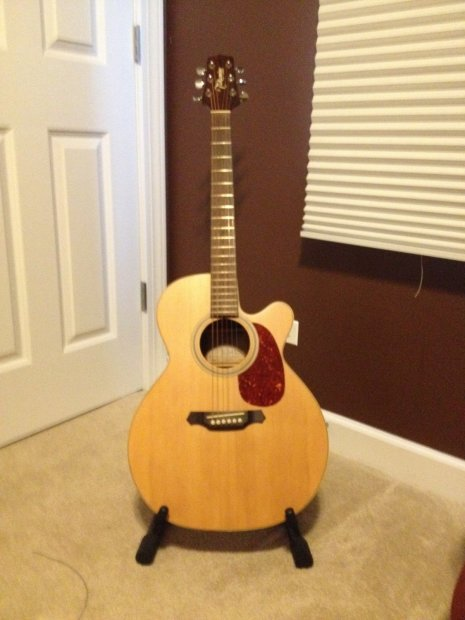 takamine egs 430sc 1999 acoustic electric cutaway made in taiwan reverb. Black Bedroom Furniture Sets. Home Design Ideas