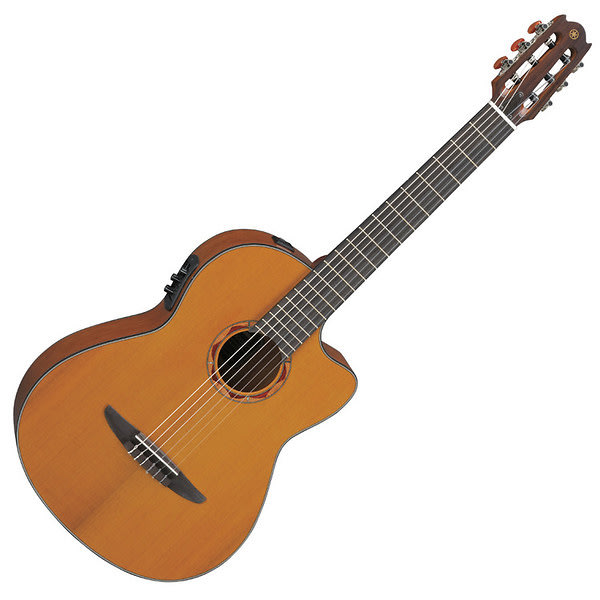 yamaha ncx700c natural nylon string acoustic guitar reverb. Black Bedroom Furniture Sets. Home Design Ideas