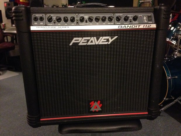 Peavey Bandit 112 Transtube Manual