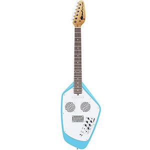 vox apache ii seafoam 6 string travel guitar with built in amp and rhythms reverb. Black Bedroom Furniture Sets. Home Design Ideas