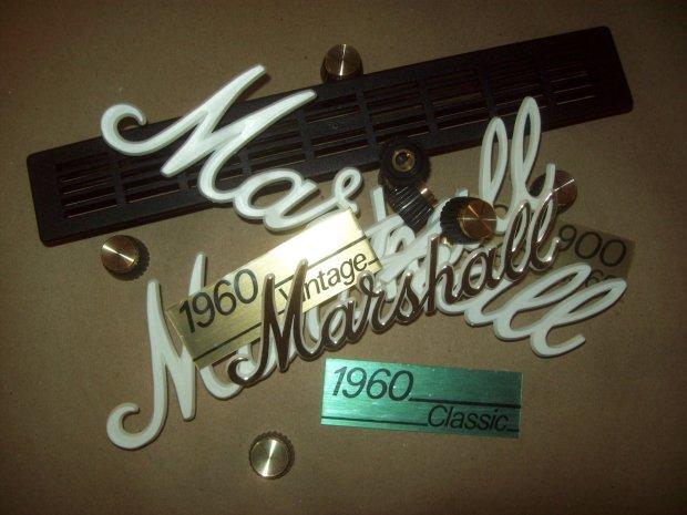 marshall guitar amp head speaker cab cabinet logo 2014 white 11 script reverb. Black Bedroom Furniture Sets. Home Design Ideas