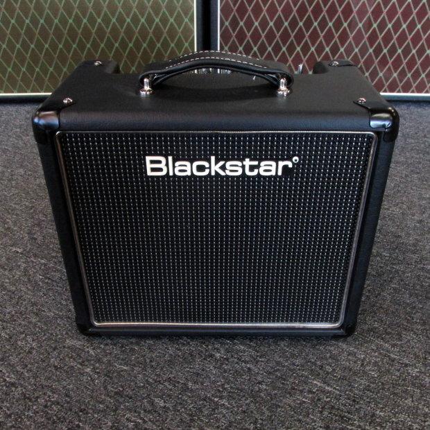 blackstar ht 1r tube combo amplifier reverb. Black Bedroom Furniture Sets. Home Design Ideas