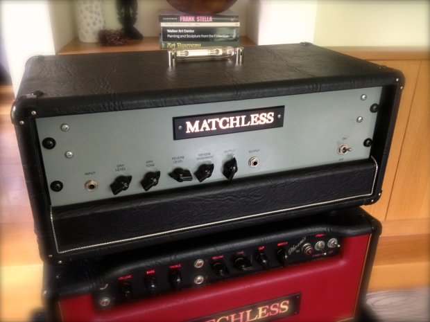 Matchless Rv 1 Sampson Era Black Grey Reverb