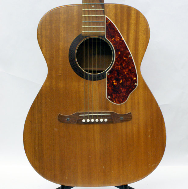 vintage 1970 fender h 165 acoustic guitar made by harmony in the usa reverb. Black Bedroom Furniture Sets. Home Design Ideas