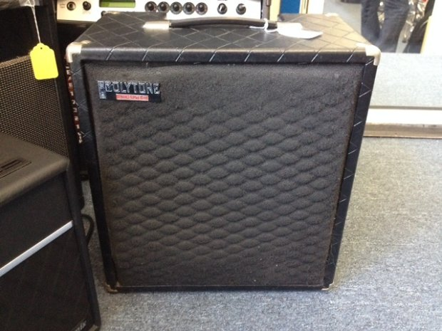 vintage polytone amplifier