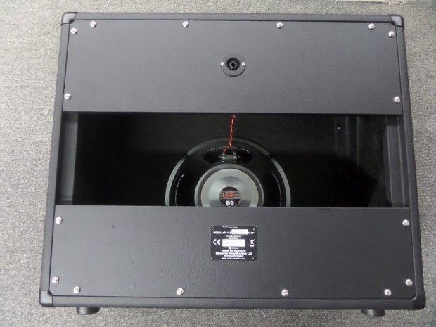 blackstar venue series htv 112 80w 1x12 guitar speaker cabinet black reverb. Black Bedroom Furniture Sets. Home Design Ideas