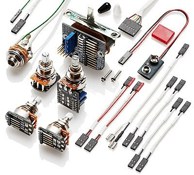 emg 3 pickup conversion wiring kit ppp push pull reverb. Black Bedroom Furniture Sets. Home Design Ideas