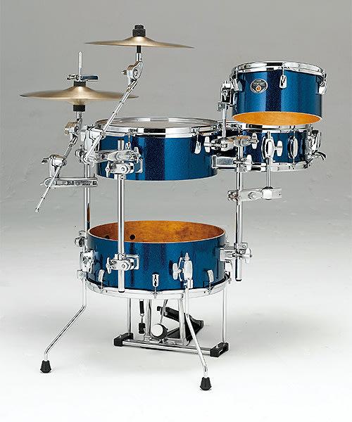 tama silverstar cocktail jam drum set indigo sparkle new in box reverb. Black Bedroom Furniture Sets. Home Design Ideas