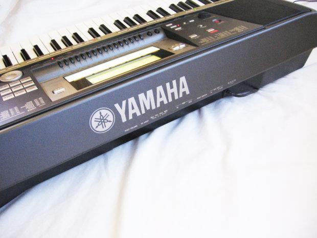 Yamaha psr 640 synthesizer keyboard arranger workstation for Yamaha mx61 specs