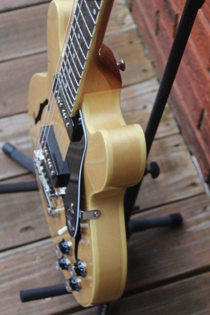 epiphone es 339 p90 pro hollowbody electric guitar natural reverb. Black Bedroom Furniture Sets. Home Design Ideas