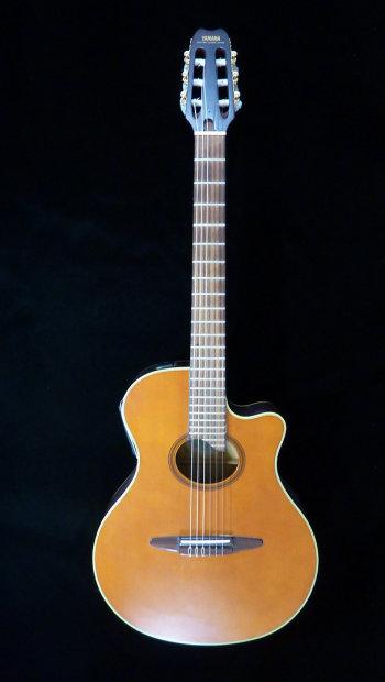 Yamaha Apx 6na Nylon String Reverb