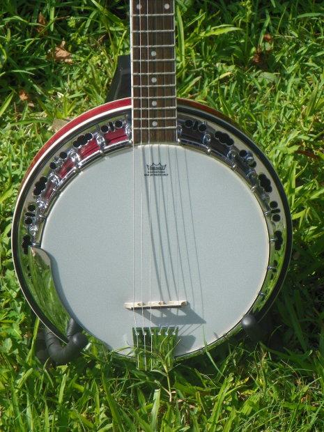 Fender Rustler 6-String Banjo Guitar Chords Banjitar Guitanjo Acoustic MFG Refurbished : Reverb