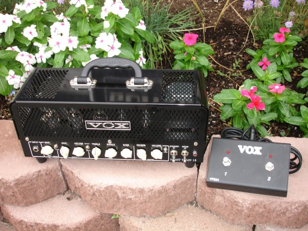 vox night train nt15h g2 black reverb. Black Bedroom Furniture Sets. Home Design Ideas